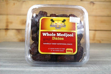 Little Farms Produce Dates Medjool 450g Pantry > Dried Fruit & Nuts
