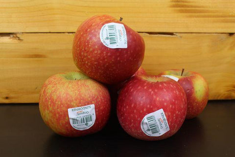 Organic Royal Gala Apple 3 Pcs
