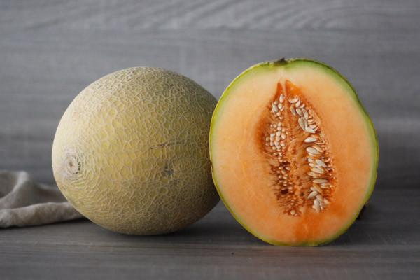 Little Farms Produce Rockmelon Whole* Produce > Fruit