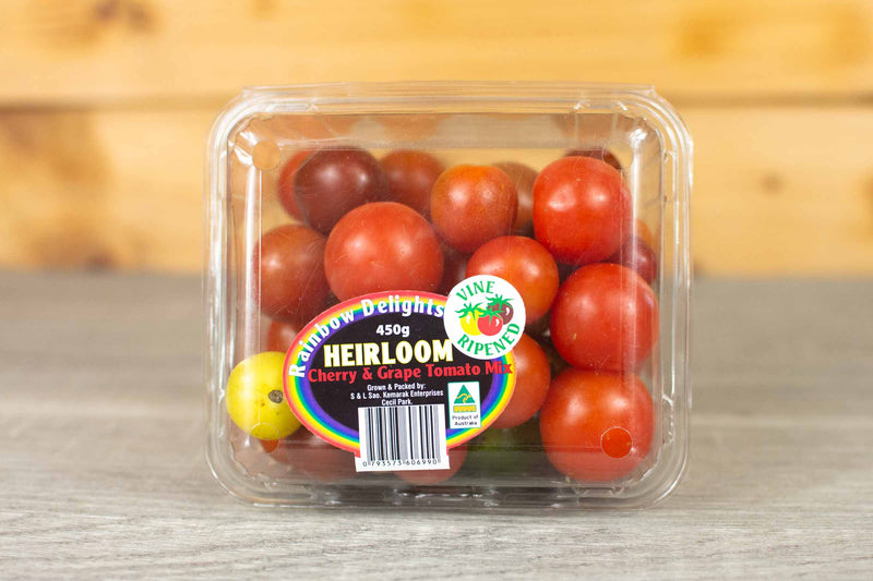 Little Farms Produce Tomato Heirloom Rainbow Delight Produce > Vegetables