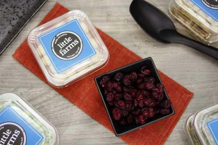 Little Farms Produce Whole Cranberries 160g Pantry > Dried Fruit & Nuts