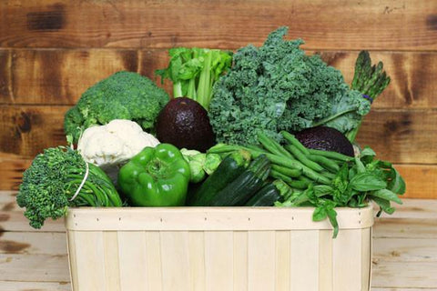 Little Farms x UFIT Clean & Lean Week 1 Veggie Bundle UFIT
