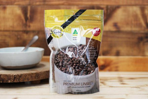 Lively Linseed Products Premium Whole Linseed Pantry > Grains, Rice & Beans