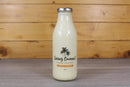 Living Coconut Coconut Kefir Mylk Orange + Turmeric 500ml Drinks > Dairy Alternatives