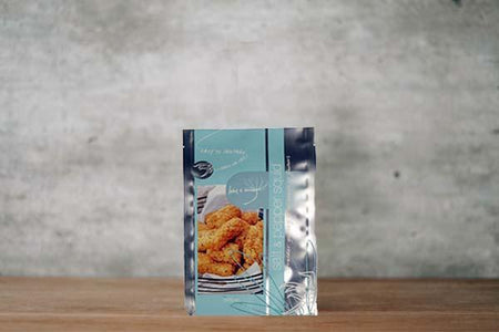 Lotus and Ming Salt & Pepper Squid 250g Freezer > Ready-Made Meals