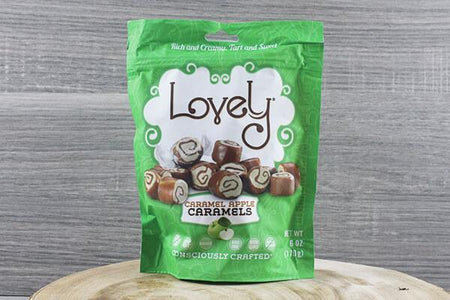 Lovely Candy Lovely LCL Caramel Apple 170g Pantry > Confectionery