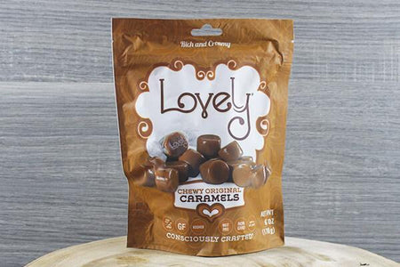 Lovely Candy Lovely LCL Sea Salt Caramel 170g Pantry > Confectionery