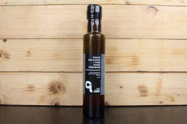Luca Ciano White Balsamic, Figs & EVOO Dressing 250ml Pantry > Fresh Sauces, Condiments & Dressings