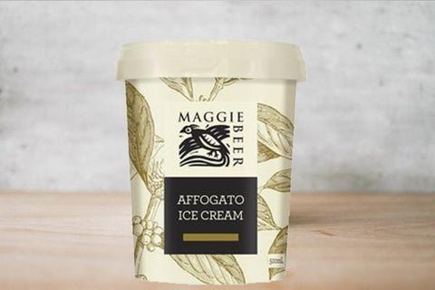 Organic Salted Caramel Ice Cream 475ml