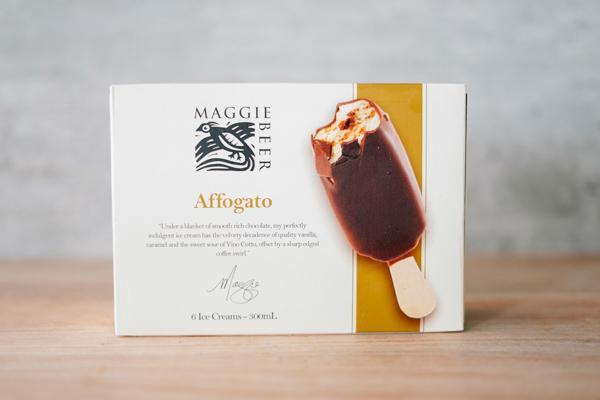 Maggie Beer Affogato Ice Cream Sticks 6 x 50ml Freezer > Ice Cream