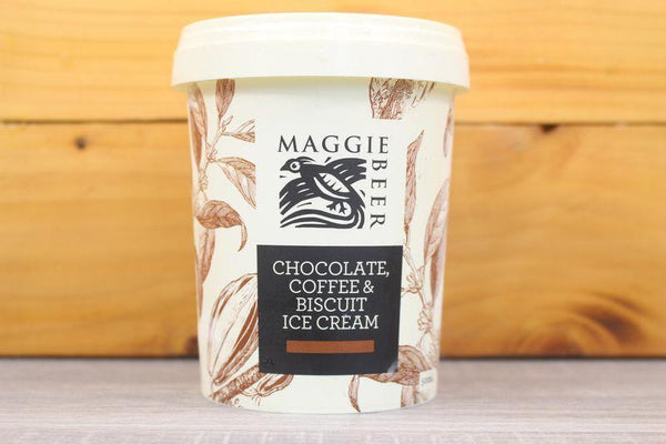 Maggie Beer Chocolate Coffee & Biscuit Ice Cream 500ml Freezer > Ice Cream