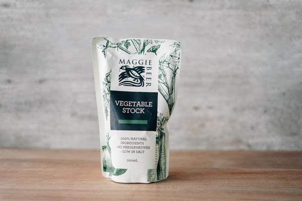 Maggie Beer Maggie Beer Vegetable Stock 500ml Pantry > Broths, Soups & Stocks