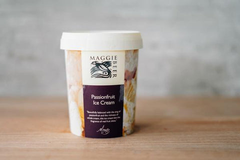 Organic Salted Caramel Ice Cream 150ml