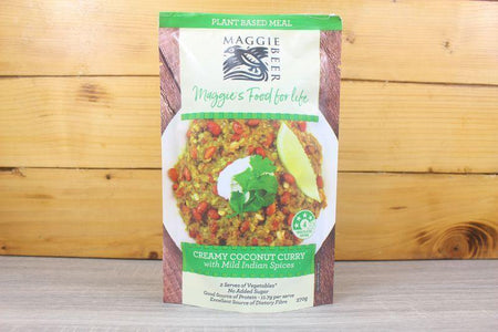 Maggie Beer Plant Creamy Coconut Curry With Milk Indian Spices 270g To Go > Ready to eat