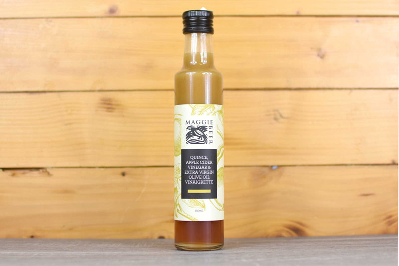 Maggie Beer Quince, Apple Cider Vinegar & Olive Oil Vinaigrette 250ml Pantry > Dressings, Oils & Vinegars