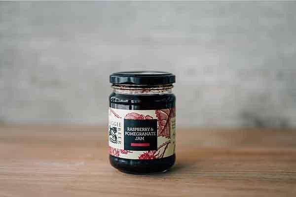 Maggie Beer Raspberry and Pomegranate Jam 285g Pantry > Nut Butters, Honey & Jam