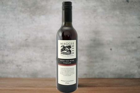 Maggie Beer Red Wine Vinegar375ml Pantry > Dressings, Oils & Vinegars