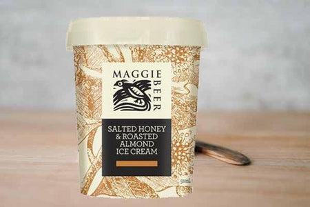 Maggie Beer Salted Honey Ice Cream 500ml Freezer > Ice Cream