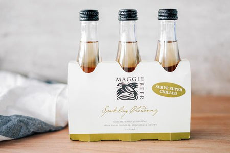 Maggie Beer Sparkling Chardonnay 200ml Drinks > Soft Drinks & Mixers