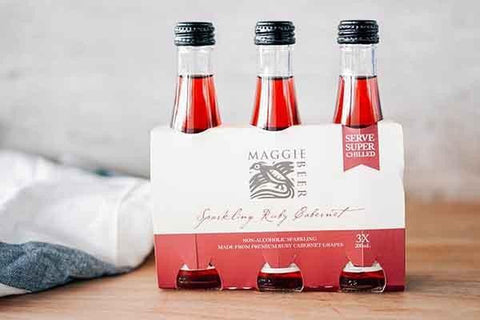 Maggie Beer Sparkling Ruby Cabernet 200ml Drinks > Soft Drinks & Mixers