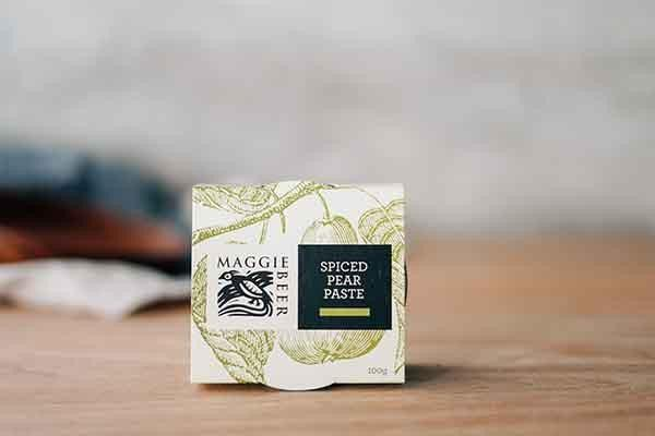 Maggie Beer Spiced Pear Paste 100g Pantry > Condiments