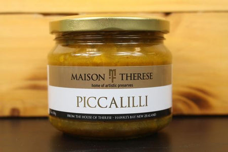 Maison Therese MT Relish Piccalilli Pantry > Antipasto, Pickles & Olives