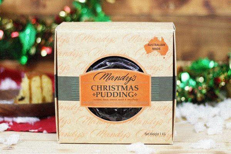 Mandy's Christmas Pudding 1kg To Go > Dessert