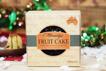 Mandy's Fruit Cake 750g Bakery > Cakes & More