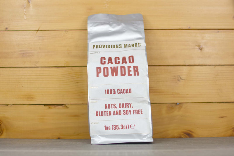 Marou Cacao Powder 1kg Drinks > Drinking Chocolate & Blends