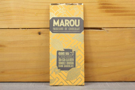 Marou Chocolate 72% Dong Nai 24g Pantry > Confectionery