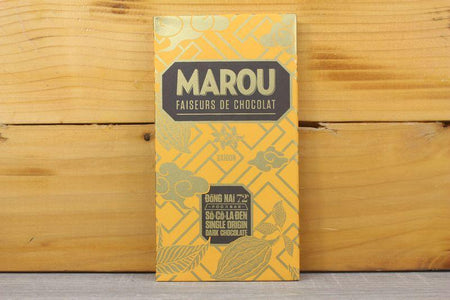 Marou Chocolate 72% Dong Nai 80g Pantry > Confectionery