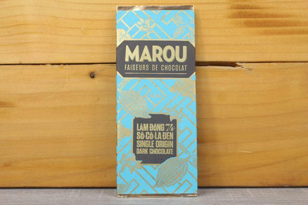 Marou Chocolate 74% Lam Dong 24g Pantry > Confectionery