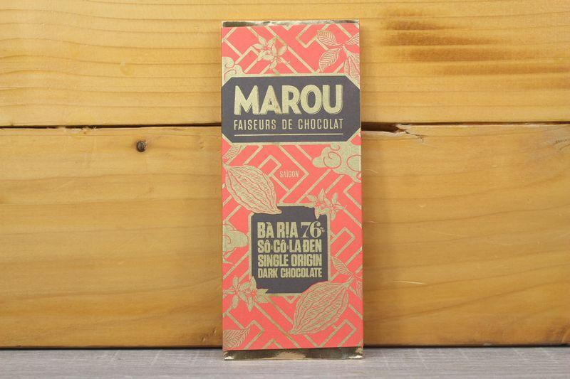 Marou Chocolate 76% Ba Ria 24g Pantry > Confectionery