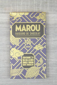 Marou Marou 70% Chocolate Dak Lak 80g Pantry > Confectionery