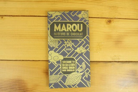 Marou Marou 70% Chocolate Tien Giang 80g Pantry > Confectionery
