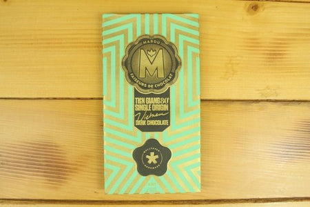 Marou Marou 80% Chocolate Wallpaper Limited Edition 80g Pantry > Confectionery