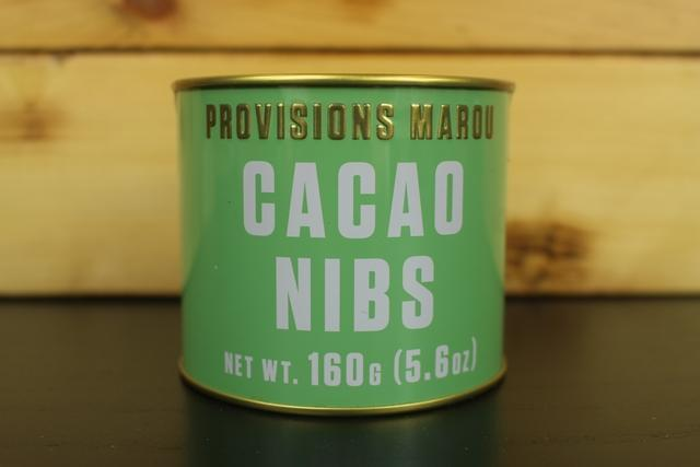 Marou Provisions Marou Cacao Nibs 160g Tin Pantry > Dried Fruit & Nuts