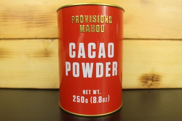 Marou Provisions Marou Cacao Powder 250g Tin Pantry > Drink Mixers & More
