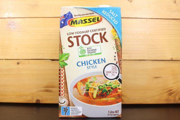 Massel Massel ORG Liq Chicken Style SR 1L Pantry > Broths, Soups & Stocks