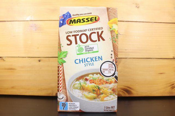 Massel Massel ORG Liquid Chicken Style 1L Pantry > Broths, Soups & Stocks
