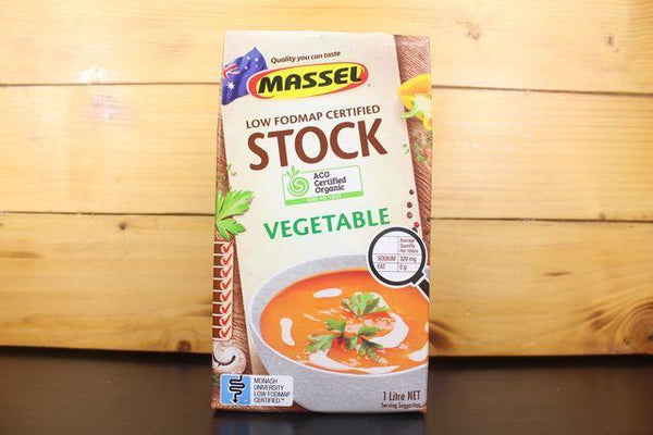 Massel Massel ORG Liquid Vegetable 1L Pantry > Broths, Soups & Stocks