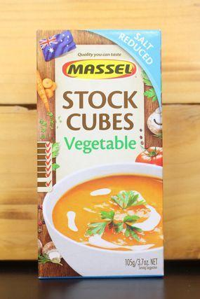 Massel Massel Ultra Vegetable SR 105g Pantry > Broths, Soups & Stocks