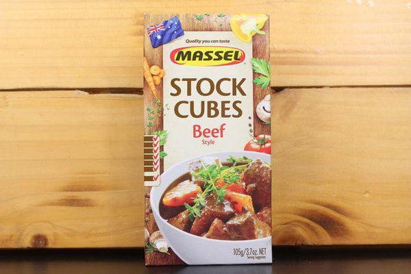 Massel Massel UltraCube Beef Style 105g Pantry > Broths, Soups & Stocks