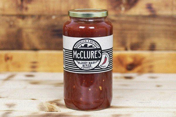 McClure's Bloody Mary Mix 946ml Pantry > Drink Mixers & More