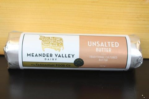 Meander Valley Salted Butter 250g
