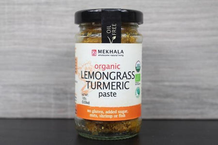 Mekhala (AN) Lemongrass Turmeric Paste 100g Pantry > Condiments
