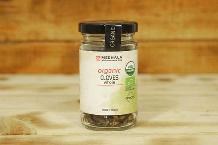 Mekhala Organic Cloves (Whole) 30g Pantry > Baking & Cooking Ingredients