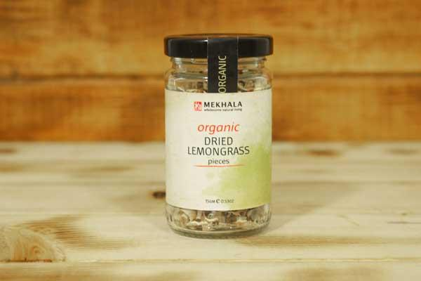 Mekhala Organic Dried Lemongrass 15g Pantry > Baking & Cooking Ingredients