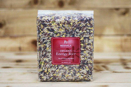 Mekhala Organic Energy Rice 1kg Pantry > Grains, Rice & Beans