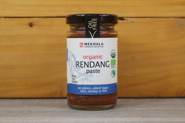 Mekhala Organic Rendang Paste 100gm Pantry > Condiments